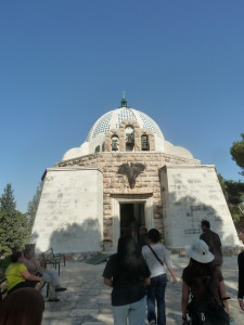 The Chapel of Angels